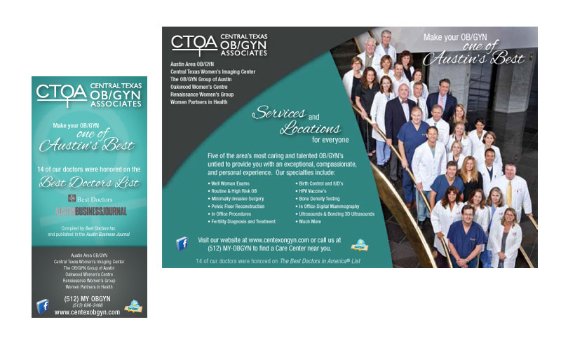 CTOA Magazine Advertisement
